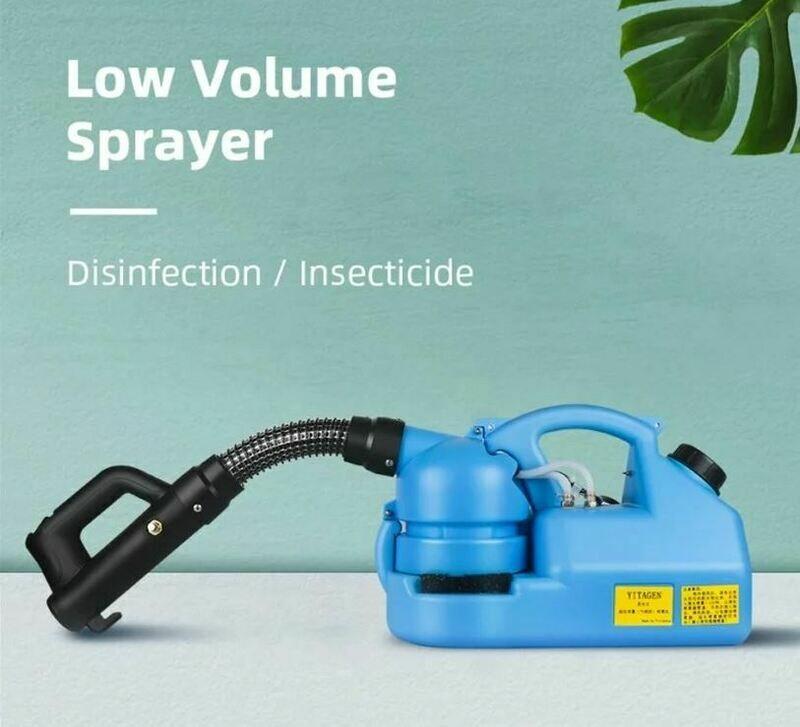 ULV Cold disinfecting spraying machine 1200 watt