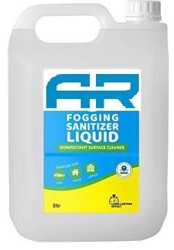 Disinfecting Fogging Liquid 5lt