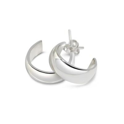 Gypsy Earrings Sterling Silver 925