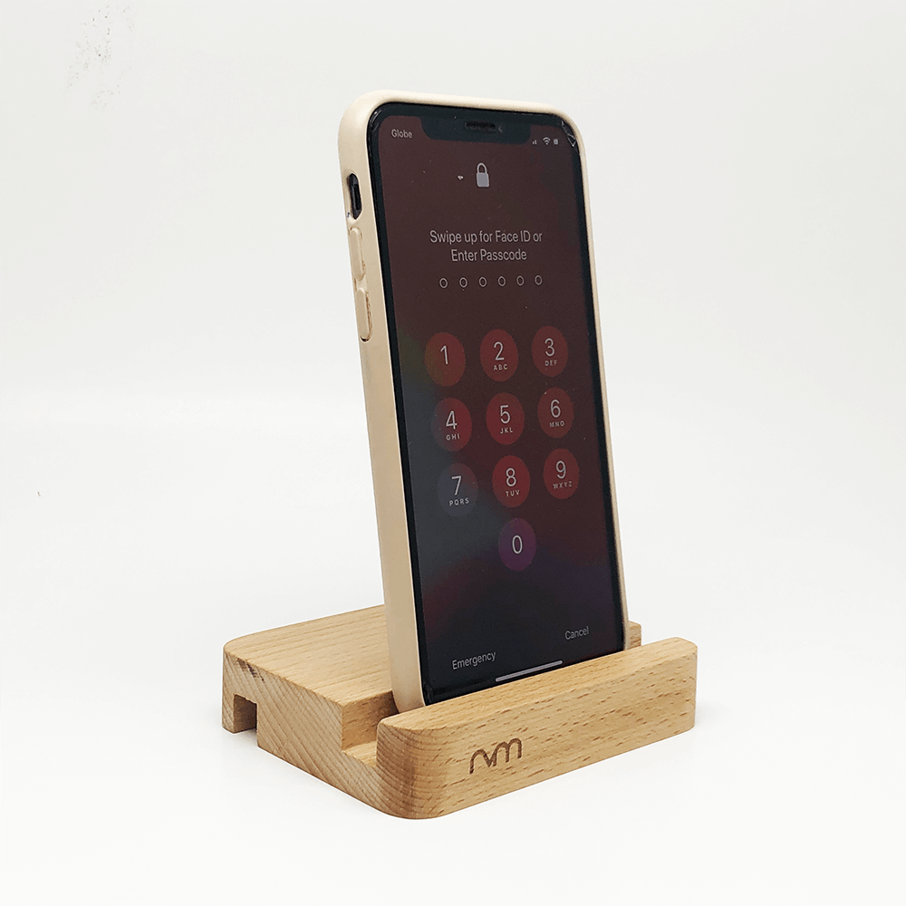 Pholder - Wooden Phone Stand