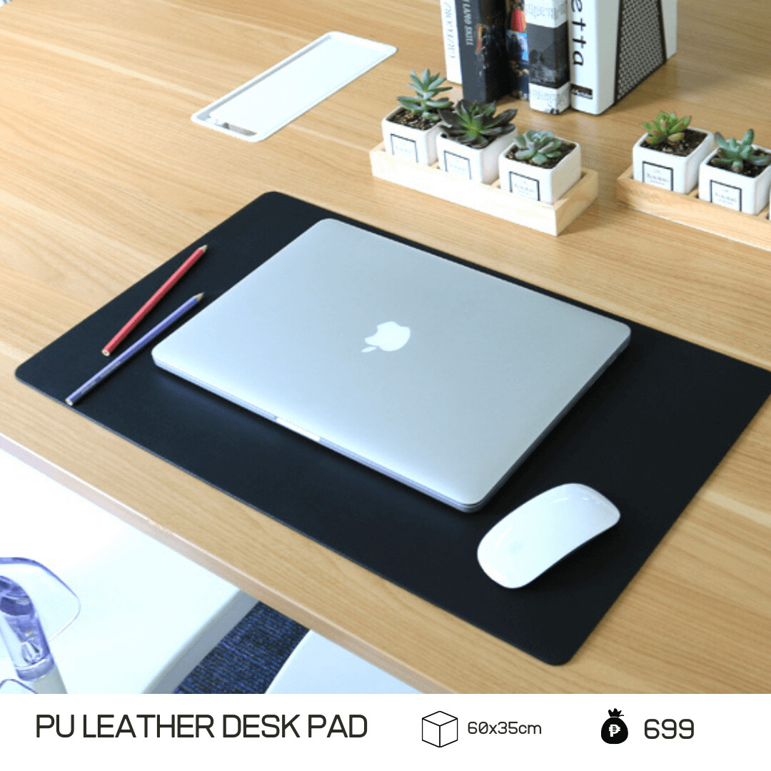 Micro Fiber Leather Desk Pad