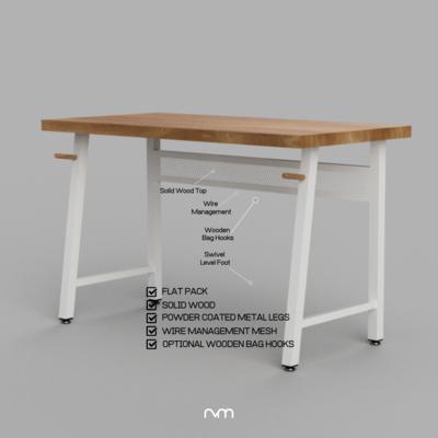 Hamilton Desk Flat-pack
