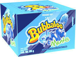 Chicle Bubbaloo 1S Menta 50X5.5Gr