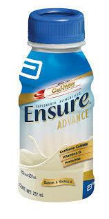 Ensure Advance Liquido Vainilla 8 oz