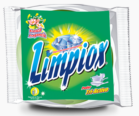 Diskette Pastilla Limpiox Aloe 115 gr