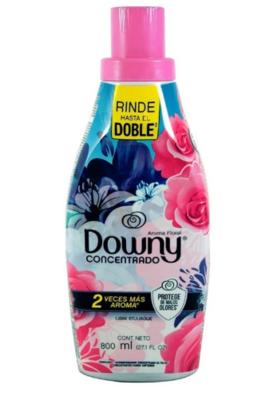 Suavizante Downy Aroma Floral 800 ml