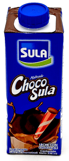 Malteada Sulita Chocolate Edge 236 ML