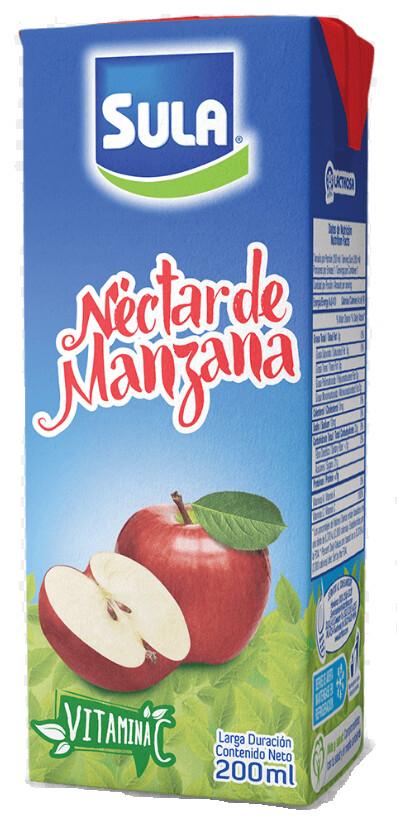 Nectar Sula Manzana UHT 200 ML
