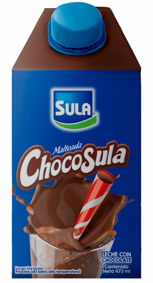 Malteada Chocolate Sula Gemina 473 ML
