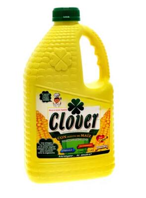 Aceite con Maiz Clover Brand 3L