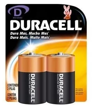 Duracell Bateria D - 2 Pilas