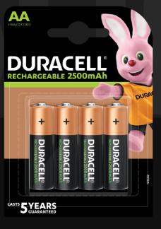 Duracell Bateria AA - 4 Pilas