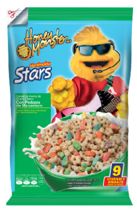 Cereal Marshmallow Star 5.98 Onzas