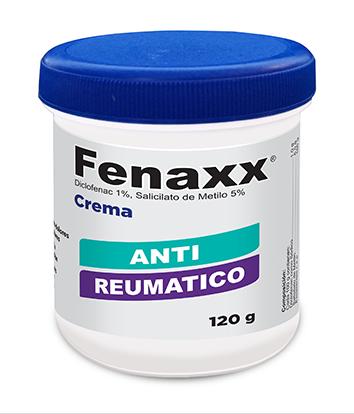 Fenaxx Anti-Reumatico Crema 120 gramos