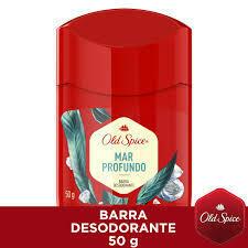 Old Spice Deo Barra Mar Profundo, 50 g
