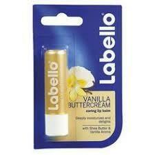 Nivea Labello Vanilla Buttercream Brillo Labial, 4.8 g