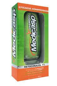 Medicasp Shampoo 130ml
