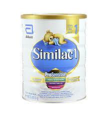 Similac 1 Pro Sensitive HMO 850 Gramos - Formula Infantil