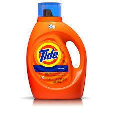 Detergente Liquido Tide Original, 100 Oz