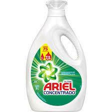 Detergente Liquido Ariel Concentrado 3000 ml