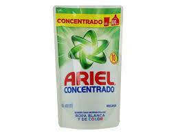 Detergente Liquido Ariel 400 ml