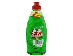 Salvo Lavaplatos liquido limon 500 ml