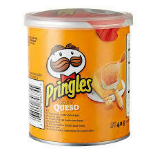 Pringles Queso 40 Gramos