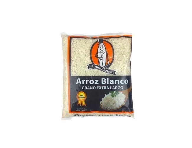 Arroz Blanco Diplomatico Blanco 350 Gramos