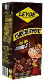 Leche Chocolate ChocoLeyde UHT 946ml