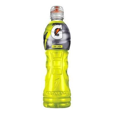 Gatorade Botella 600 ml - Limon