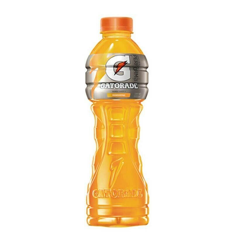 Gatorade Botella 600 ml - Naranja