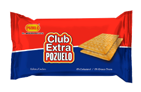 Galletas Pozuelo Club Extra 12 Paquetitos