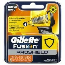 Gillette Repuestos Fusion Proshield - 2 unidades