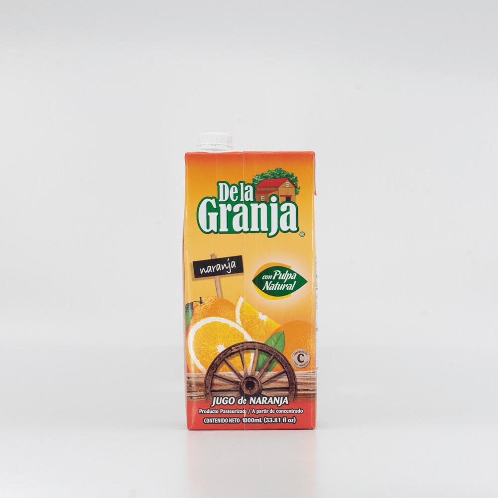 Jugo de La Granja Litro Exportacion
