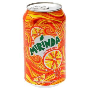 Mirinda Lata 355 ml