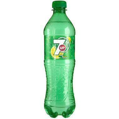 Seven Up Botella 600 ml