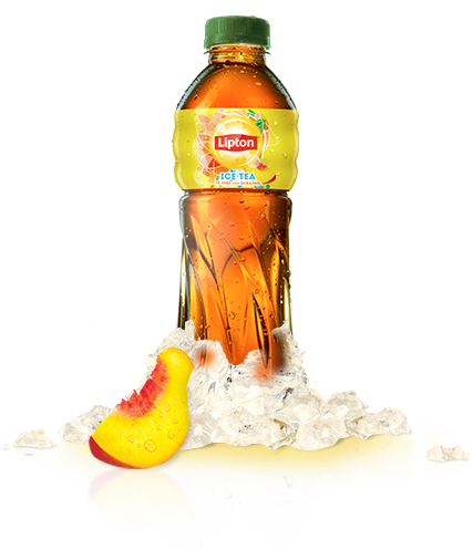 Te Lipton Botella 500 ml - Durazno