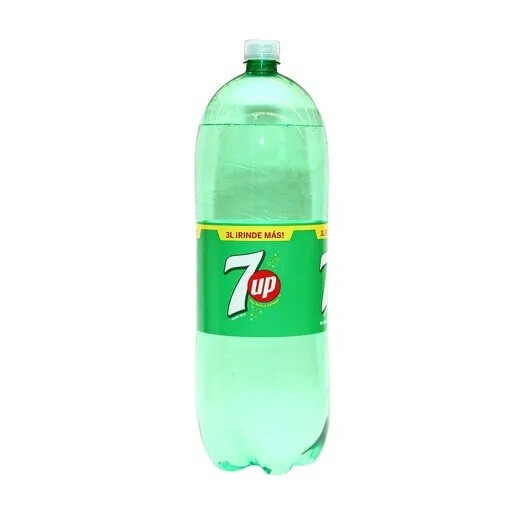 Seven Up Botella 3L