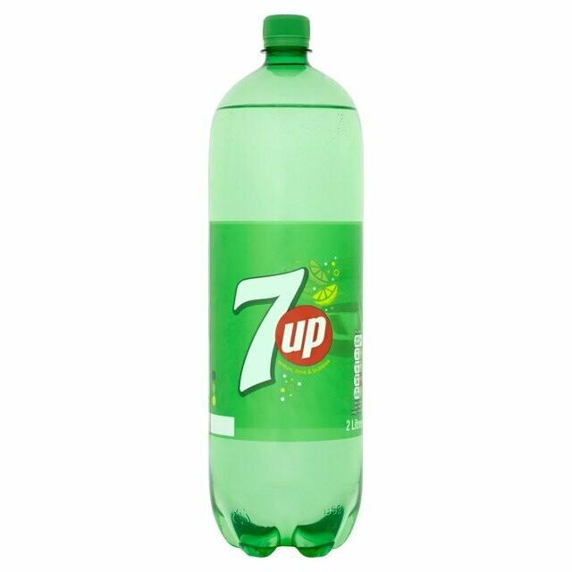 Seven Up Botella 2L