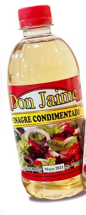 Vinagre Don Jaime 500 ML