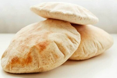 Pan Pita Blanca (bolsa x5)