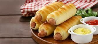 Hot Dog Horneado (12 Unidades) Tamaño Boquita