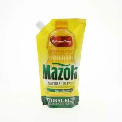 Aceite Mazola Vegetal Plus 443 ml (15 oz)