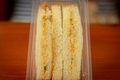 Sandwich de Pollo (12 Unidades) Tamaño Boquita