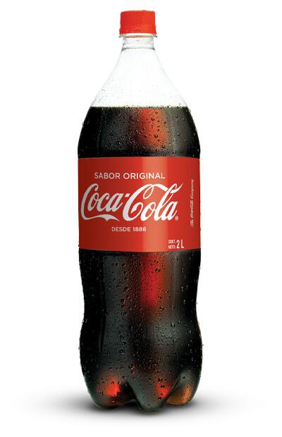 Coca Cola Original Botella 2L