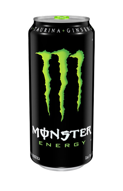 Monster Energy lata 473 ml. 16-2550