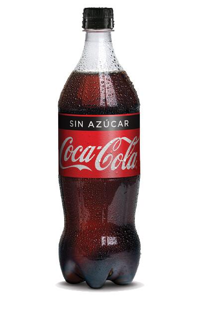 Coca Cola Sin Azucar Botella 1.5L