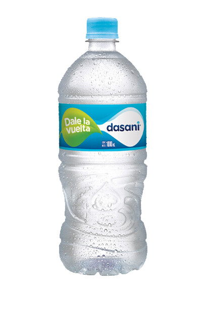 Dasani Agua Pura Botella 1L