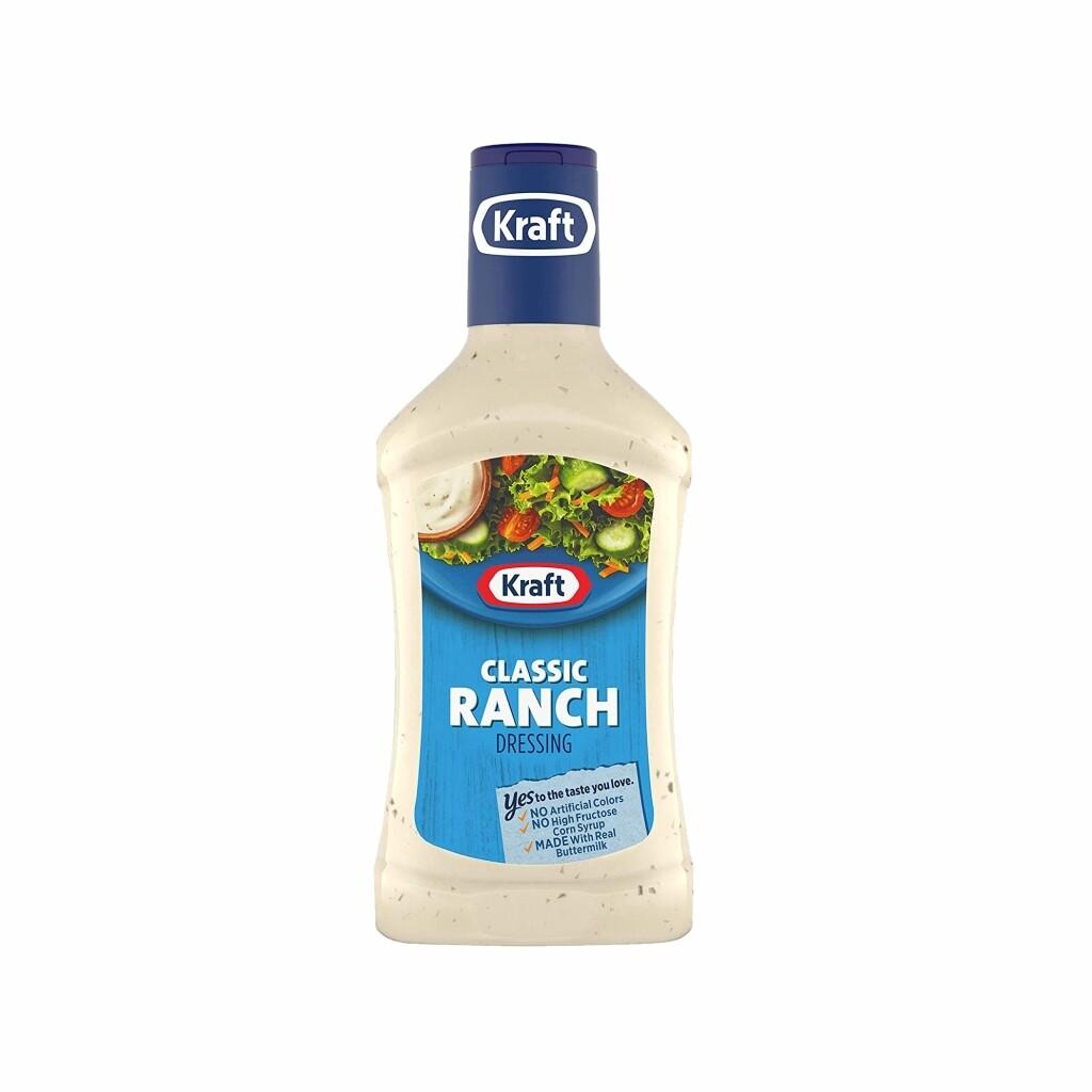 Aderezo para Ensalada Kraft Ranch 16 onzas