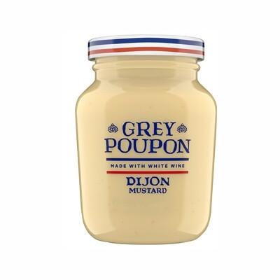 Mostaza Dijon Grey Poupon 8 onzas